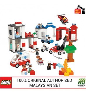 LEGO Education Community Service Set 9209