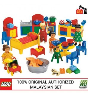LEGO Education Dolls Family Set 9215