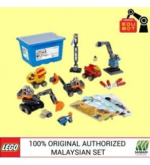 LEGO Education Tech Machines 45002
