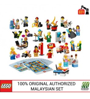 LEGO® Education Community Minifigure Set 9348