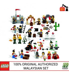 LEGO® Education Fairytale and Historic Minifigure Set 9349