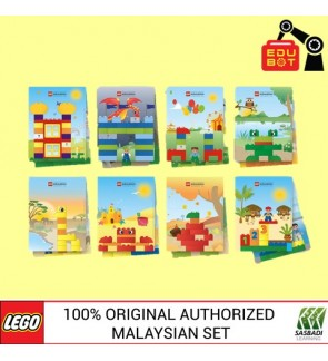 LEGO Education Creative Cards 45080