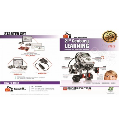 LEGO MINDSTORMS Education EV3 Expansion Set 45560