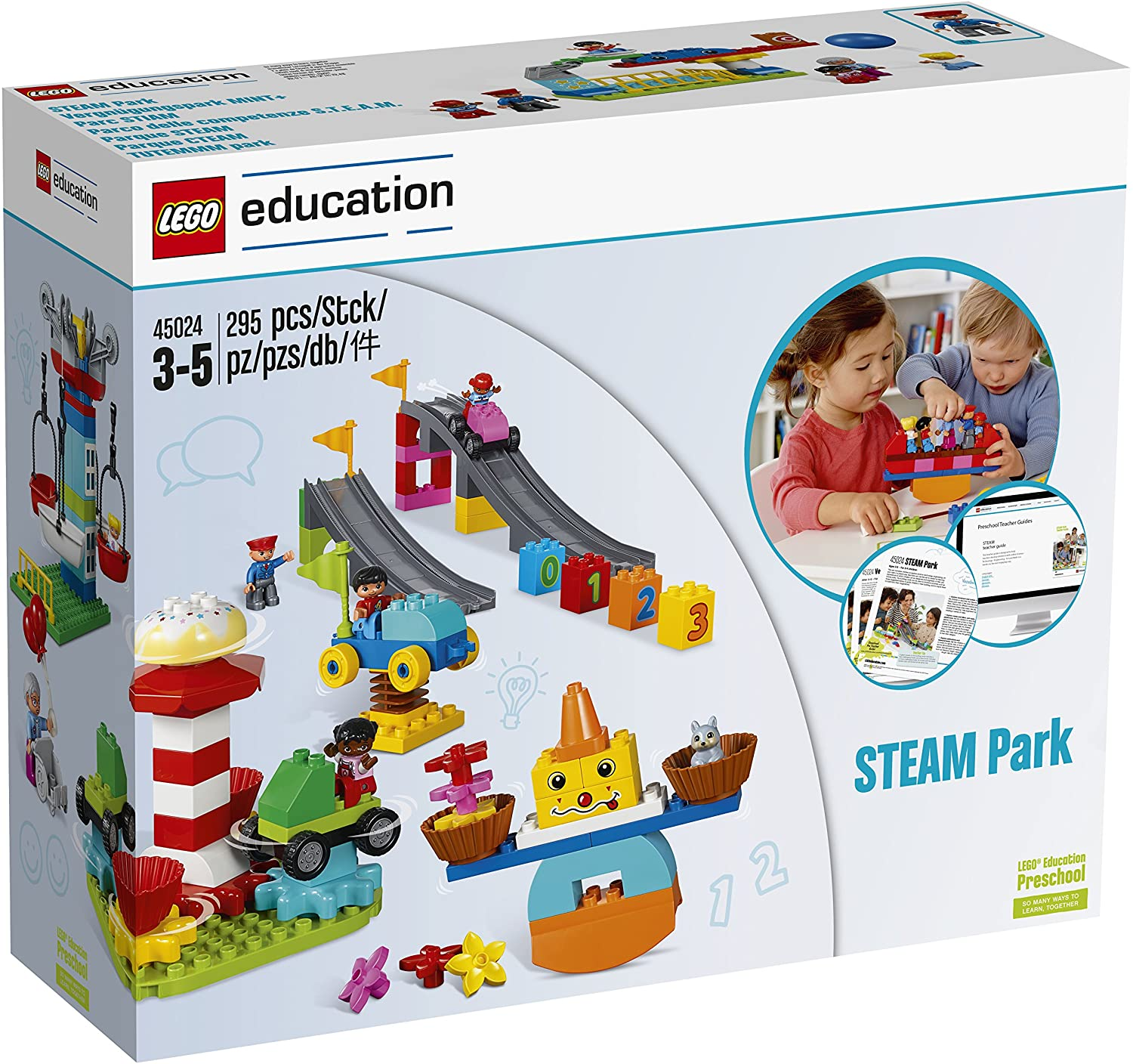 STEAM Park by LEGO Education 45024 Official Set